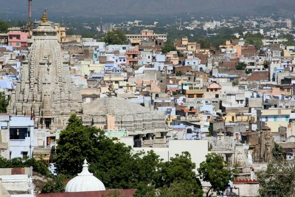 View on Jagdish temple, Udaipur | World Religions: Hinduism