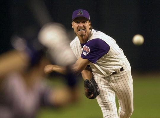 Diamondbacks' Randy Johnson | Ken Burns & Lynn Novick: Baseball - The Tenth Inning