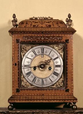 Bracket clock, c.1700