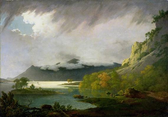 Derwent Water with Skiddaw in the Distance, c.1795-6