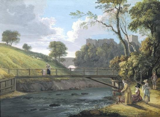 Roslin Castle, Midlothian