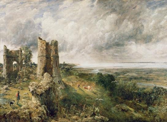 Hadleigh Castle, 1829