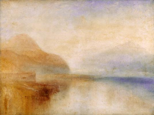 Inverary Pier, Loch Fyne, Morning, c.1840-50