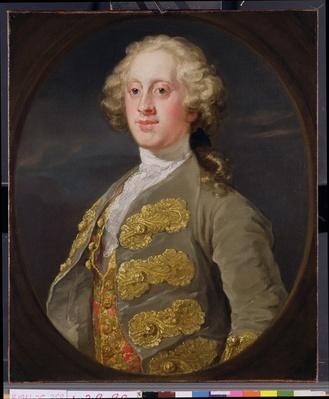 William Cavendish, Marquess of Hartington, Later 4th Duke of Devonshire