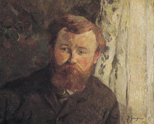 Portrait of Achille Granchi Taylor, 1885