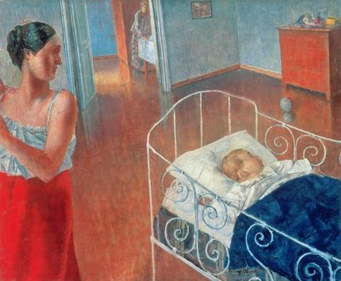 Sleeping Child, 1924