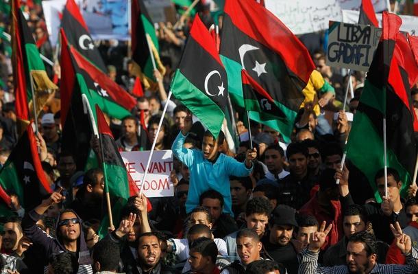 Benghazi Life During a Backdrop of War | Arab Spring