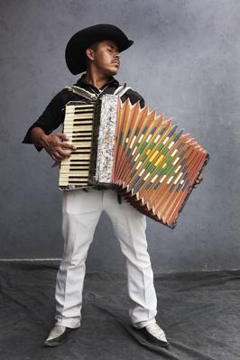 Mexican guy playing the accordion | Musical Instruments