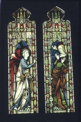 Annunciation, c.1340