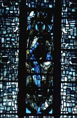 Window of the Virgin, early 12th century