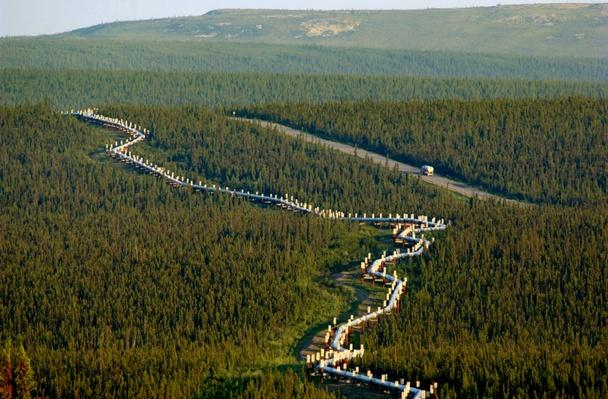 Trans-Alaska Pipeline | Human Impact on the Physical Environment | Geography