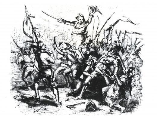 Luddite Rioters