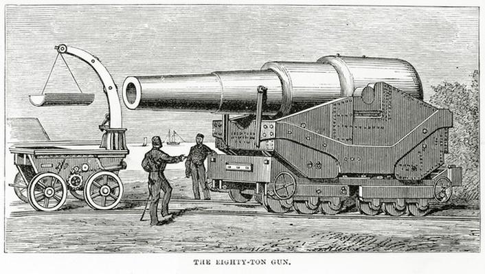 The Eighty-Ton Gun
