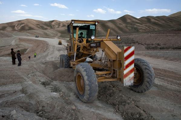 Road Construction In Rural Afghanistan | Human Impact on the Physical Environment | Geography