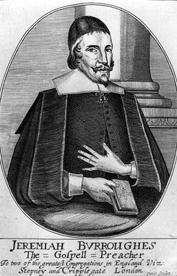 Jeremiah Burroughes