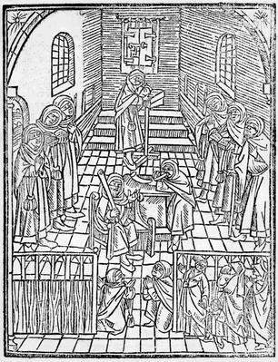 Jewish Confession, 1508