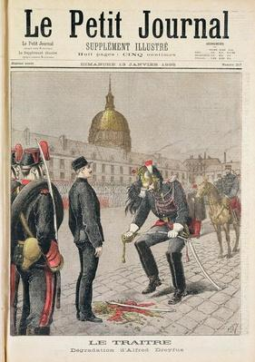 The Traitor: The Degradation of Alfred Dreyfus