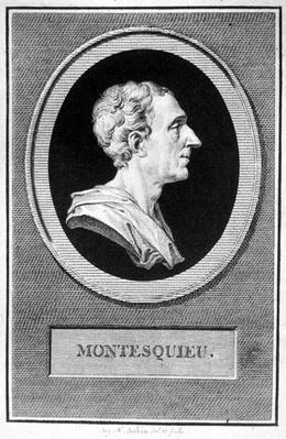 Charles Louis de Secondat, Baron de Montesquieu