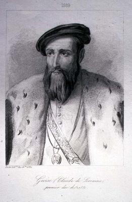 Claude de Lorraine, 1st Duc de Guise