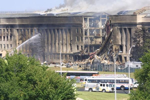 A plane crashed into the Pentagon | 9/11: We Will Never Forget
