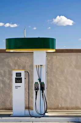 Hydrogen Fueling Station | Earth's Resources