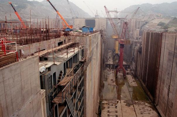 Building of Three Gorges Dam in China | Human Impact on the Physical Environment | Geography