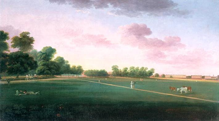 A View of Hyde Park, 19th century