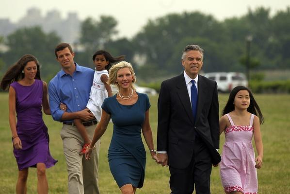 John Huntsman Announces Bid for Presidency at NJ's Liberty State Park | World Religions: Mormonism