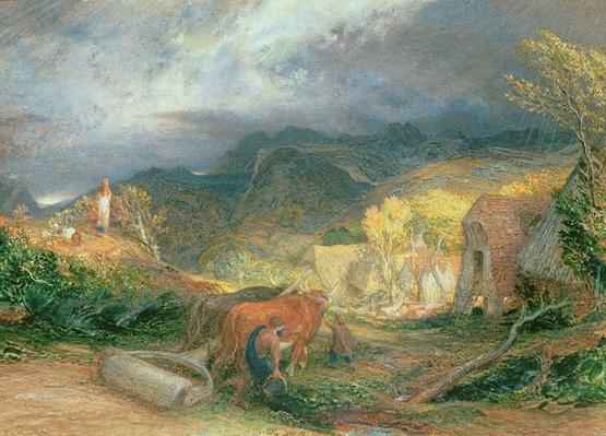 The Bellman with Oxen