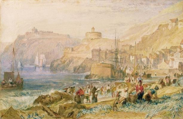 St. Mawes, Cornwall, c.1823