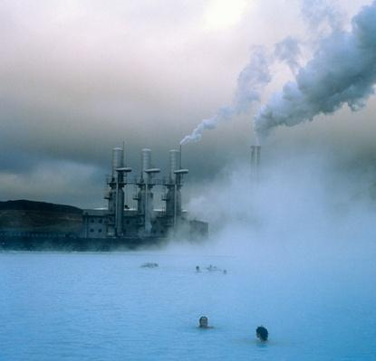 Geothermal Power Station | Earth's Resources