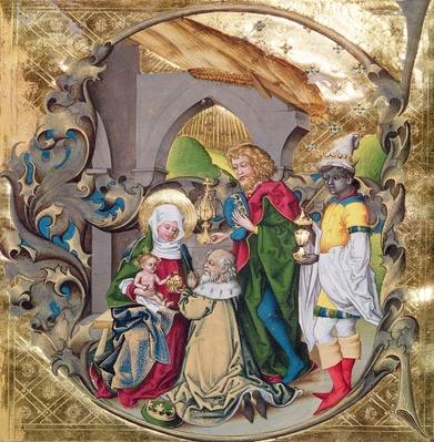 Codex 15.501 The Adoration of the Kings
