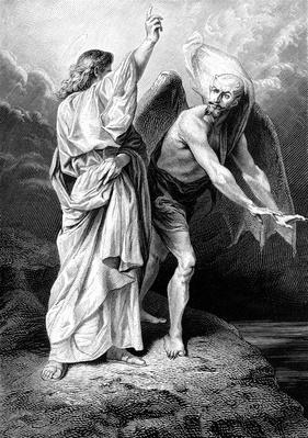 The Temptation of Christ | World Religions: Christianity