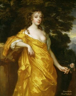 Diana Kirke, Later Countess of Oxford, c.1665-70