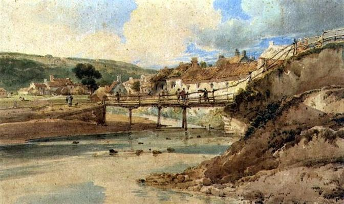 Sandsend, Yorkshire, 1802