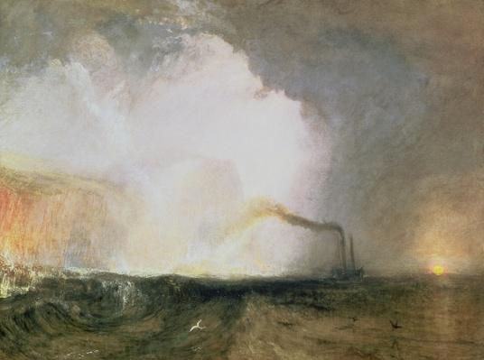 Staffa, Fingal's Cave, 1832