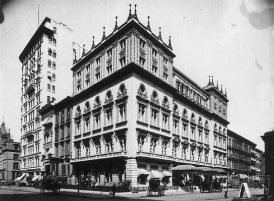 Delmonico's | The Gilded Age (1870-1910) | U.S. History