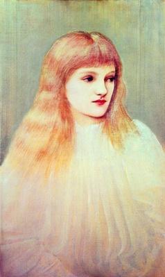 Portrait of Cecily Horner, 1895