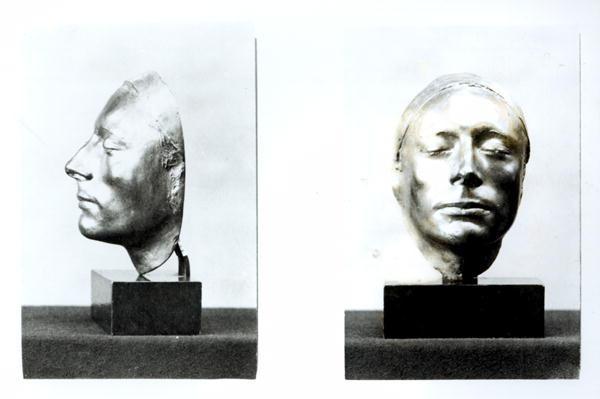 Life-Mask of John Keats