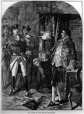 The Arrest of Lord Edward Fitzgerald