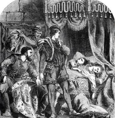 The Murder of the Princes in the Tower, 1483