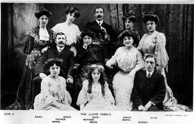 The Lloyd Family