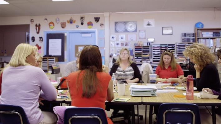 Trusting Relationships: Video Clip | Staff Meeting: Adopt a Student