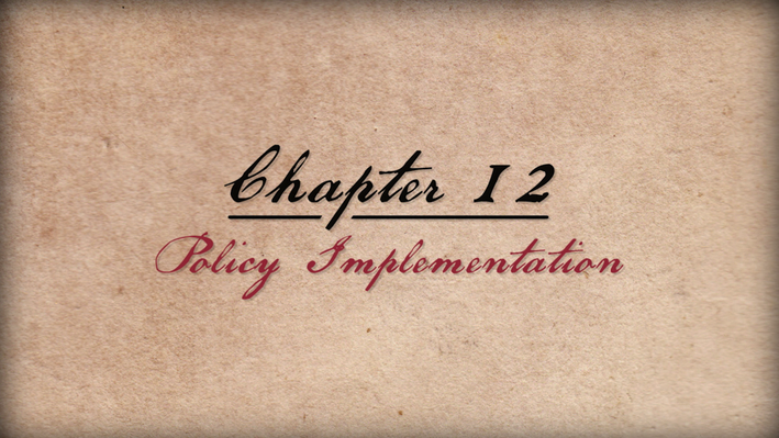 "Founding Principles | ""Policy Implementation"""
