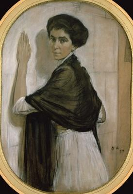 Portrait of Countess Olsuphyev, 1911