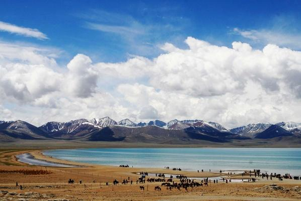 Namtso Lake in Tibet | Earth's Surface