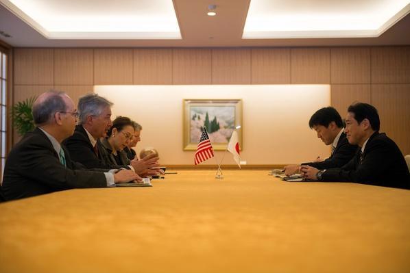 Diplomats at Work