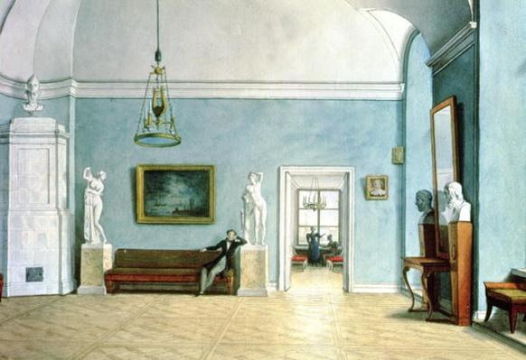 Neo-Classical Interior, c.1820