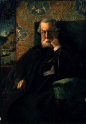Portrait of Dr. von Meyer