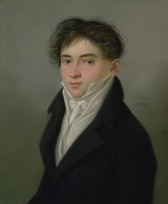 Portrait of Count A. Kisseleff, 1816